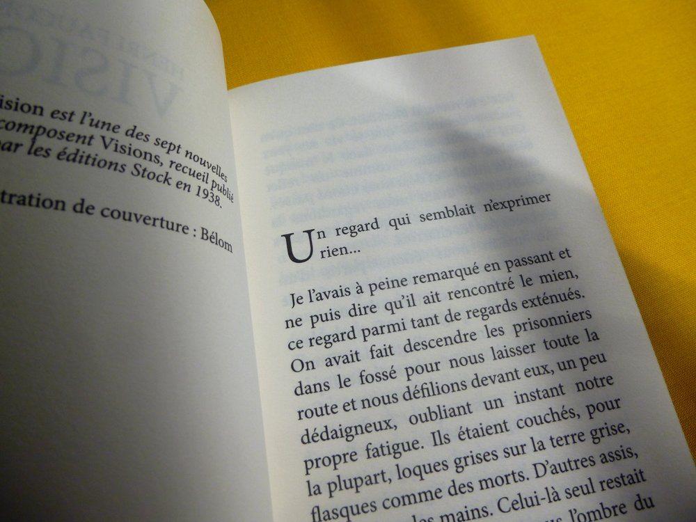 Vision d'Henri Fauconnier