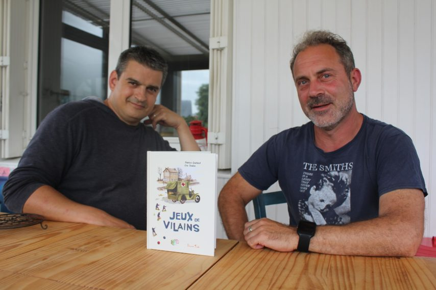 Patrice Quélard et Eric Dodon