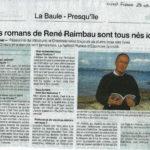René Raimbau / La Baule - Presquîle