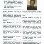 René Raimbau / Actualité 1